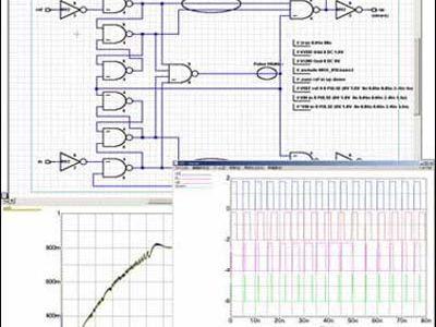 VLSI回路設計ツール NS-Tools ver 1.45をリリースしました
