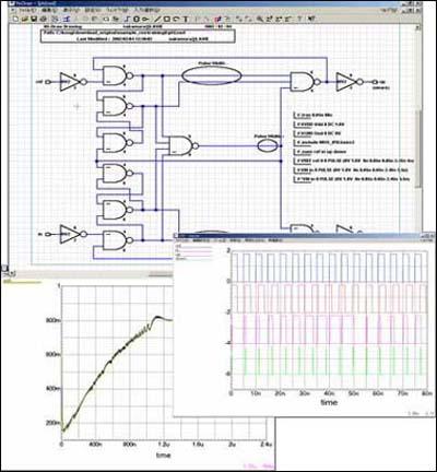 NS-toolsによる回路設計とシミュレーション